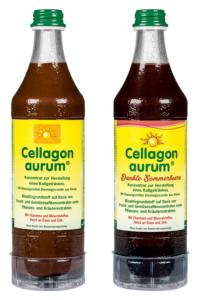 Vitalstoffgetränk Cellagon aurum - Alle Körperzellen nähren