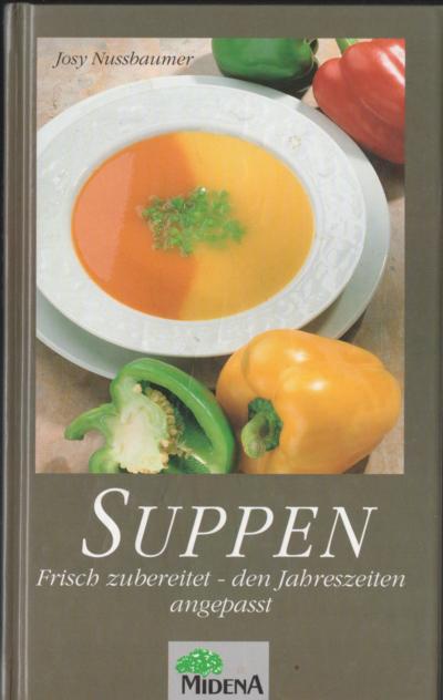 Suppen von Josy Nussbaumer